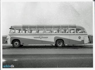 Rutebil 1960 Karstoft