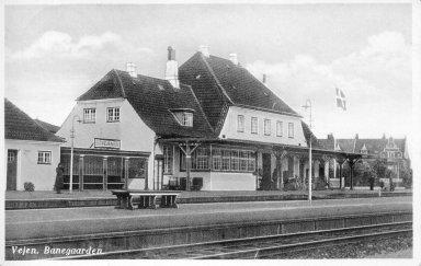 Vejen station