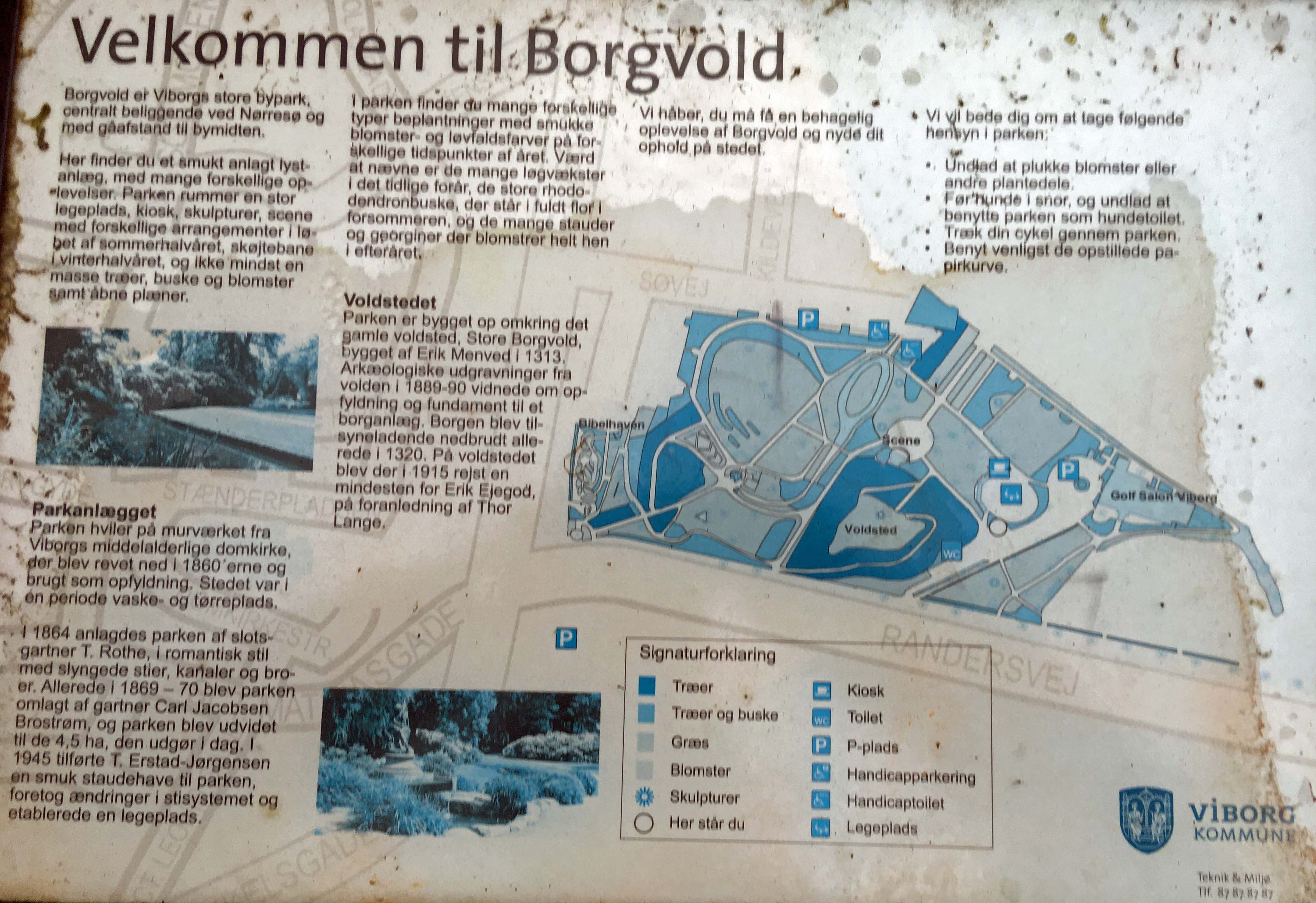 Information om Borgvold