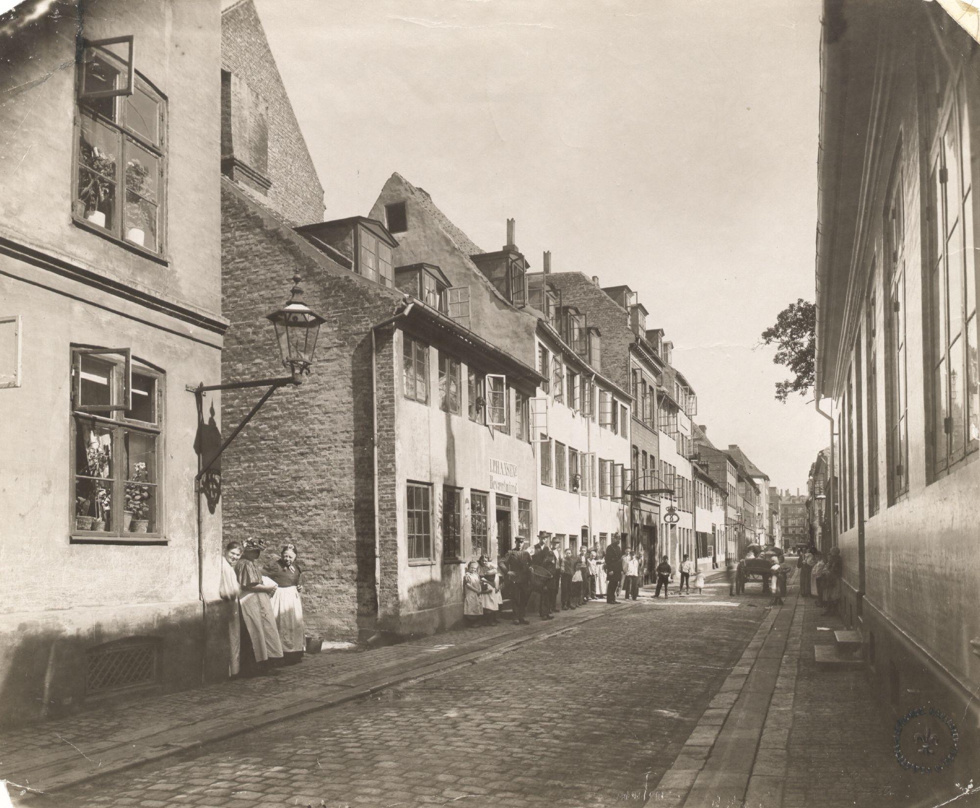 Amagergade kbh-museum