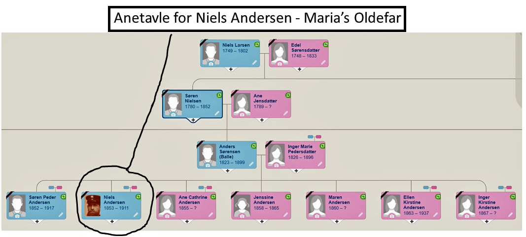 Anetavle Niels Andersen