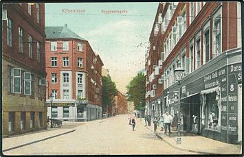 Baggesensgade-1910