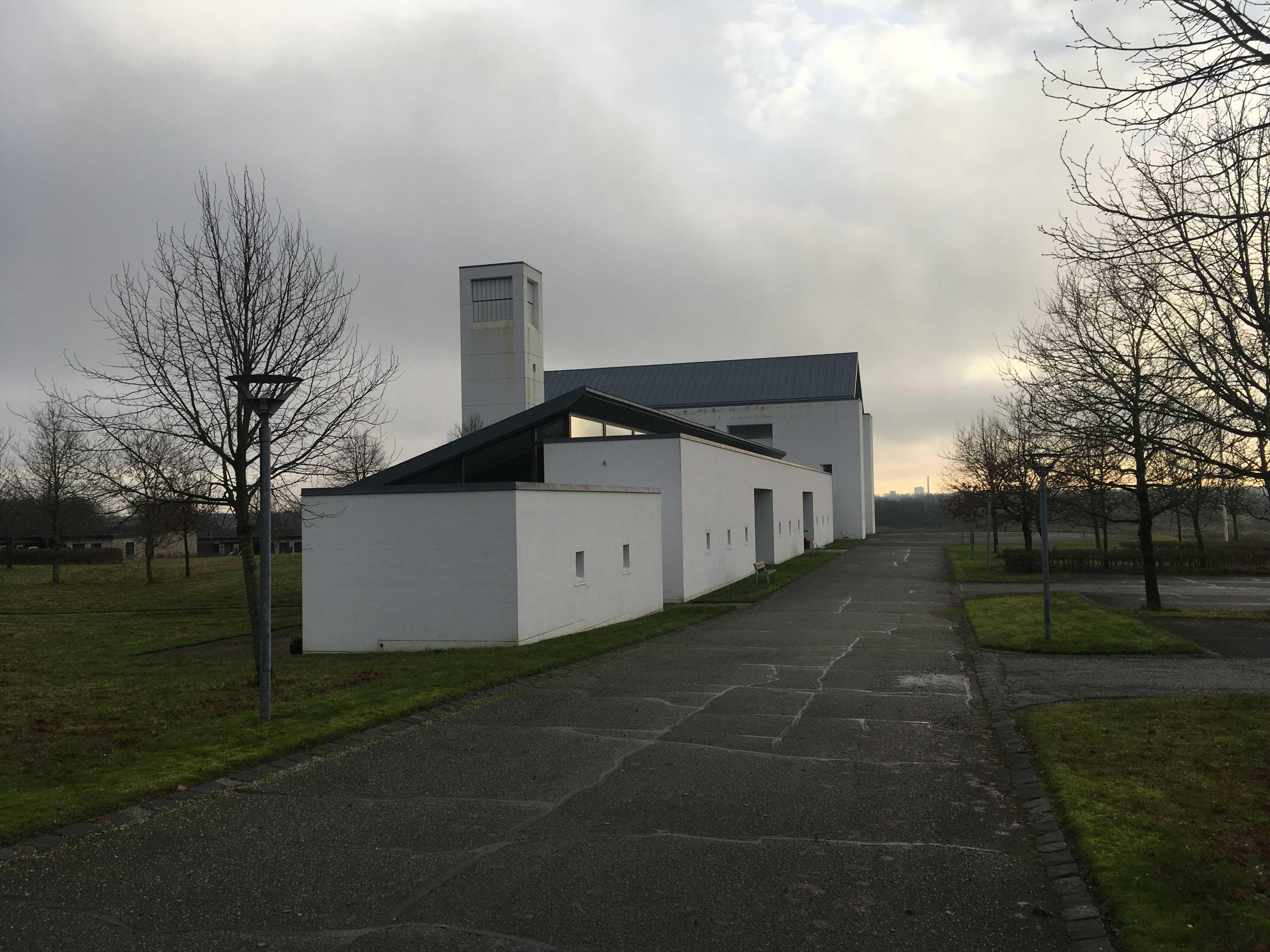Gullestrup kirke