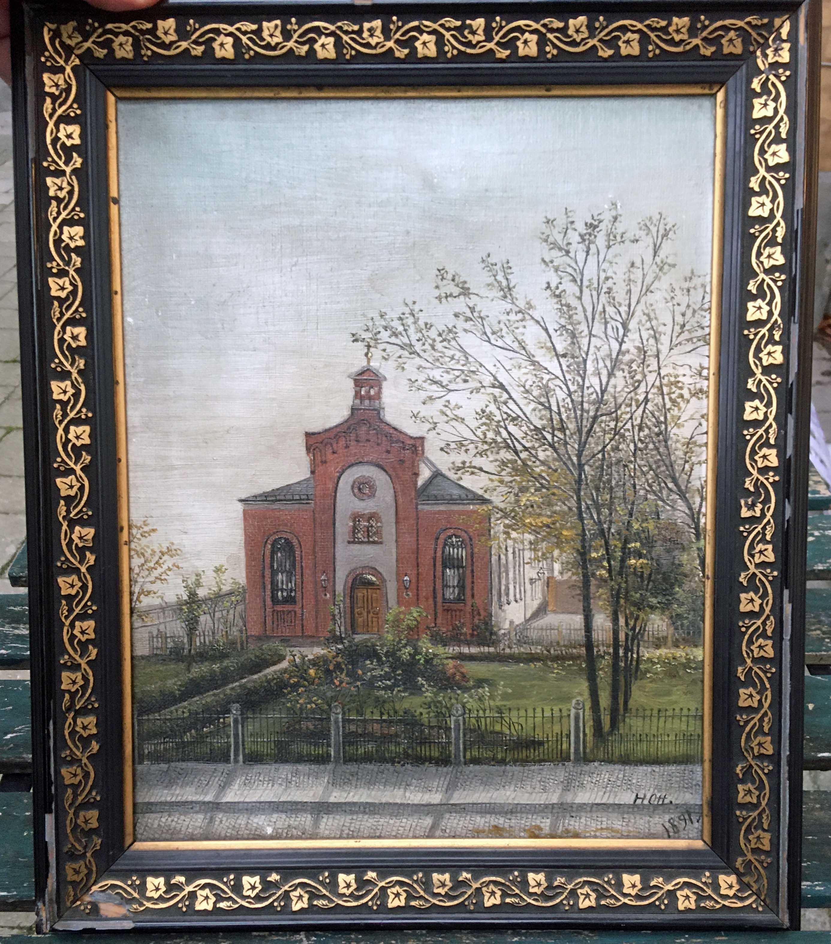 Kristus Kapellet Baggesensgade