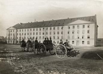 Artillerikaserne - kbhMuseum 1873