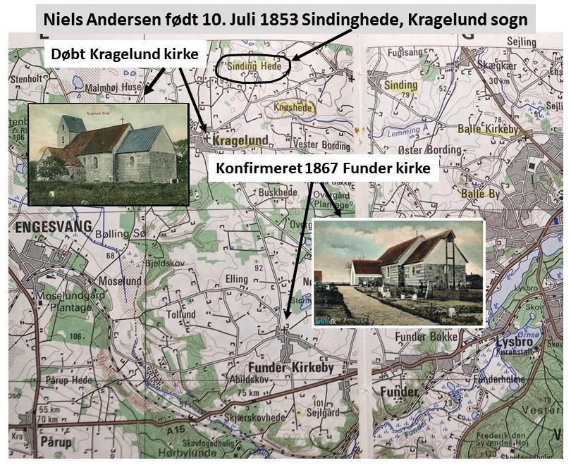 Niels Andersen fødested