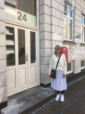 Øresundsvej 24 Maria Maria ved hovedindgangen