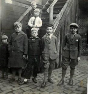 Børnene i Gården