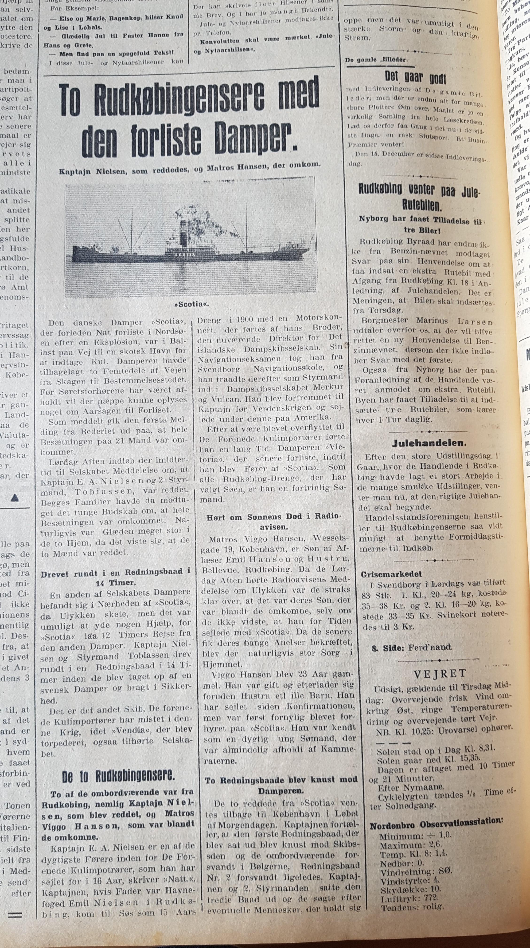 Langelands Avis - To rudkøbingensere